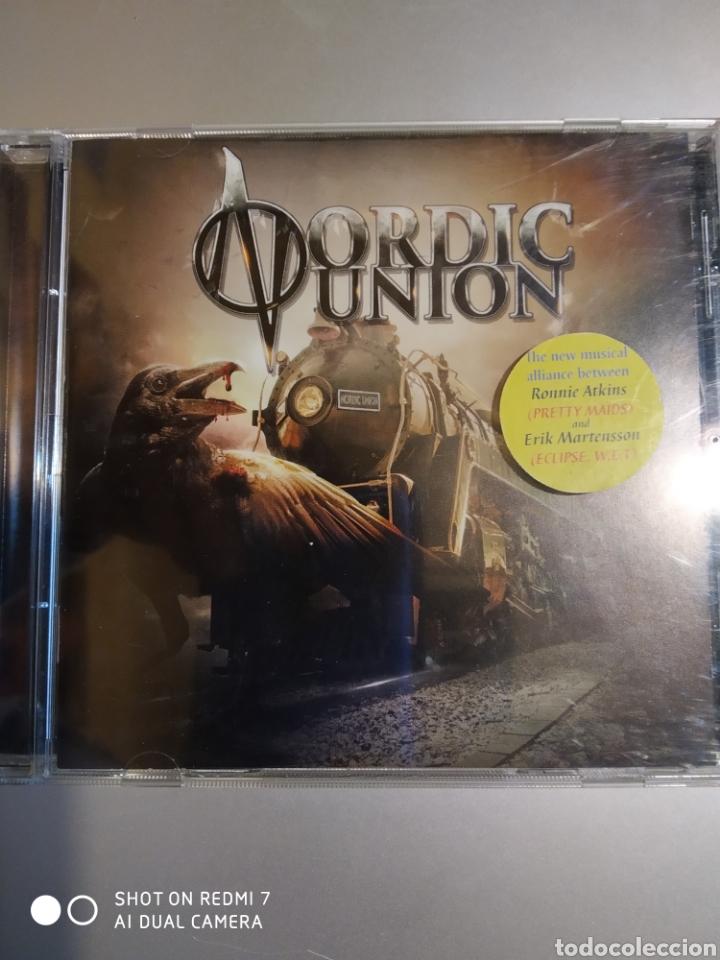 NORDIC UNION (Música - CD's Otros Estilos)