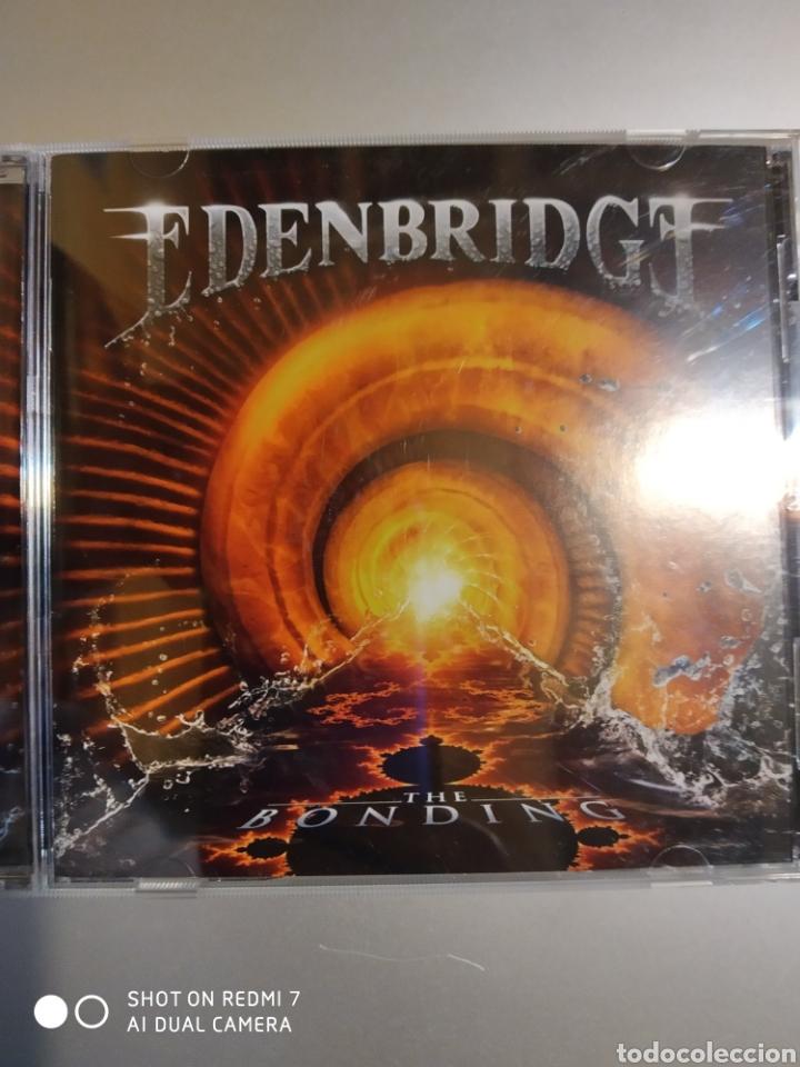 EDENBRIDGE. THE BONDING (Música - CD's Otros Estilos)