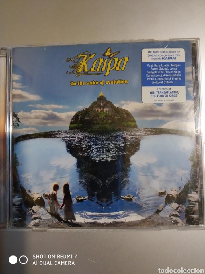 KAIPA. IN THE WAKE OF EVOLUTION (Música - CD's Otros Estilos)