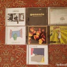 CDs de Música: LOTE 7 CDS GENESIS,REMASTERIZADOS AÑOS 2000.VER DETALLES Y FOTOGRAFIAS.. Lote 194906886