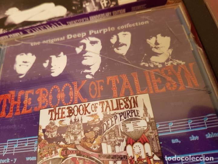 CDs de Música: lote 8 cds deep purple ,remasterizados años 2000.VER DETALLEs y fotografias. - Foto 5 - 194906943