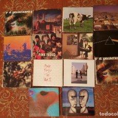 CDs de Música: LOTE 14 CDS ESTUCHE PINK FLOYD .REMASTERIZADOS AÑOS 2000.VER DETALLES Y FOTOGRAFIAS.. Lote 194906967