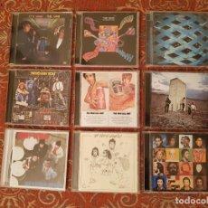 CDs de Música: LOTE 9 CDS THE WHO .REMASTERIZADOS AÑOS 2000.VER DETALLES Y FOTOGRAFIAS.. Lote 194907000