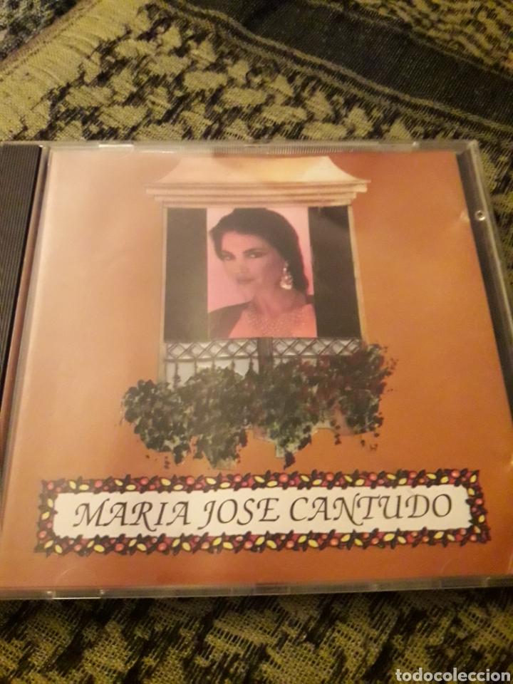 MARÍA JOSÉ CANTUDO. MARIQUILLA TERREMOTO. EDICION DE 1996. (Música - CD's Flamenco, Canción española y Cuplé)