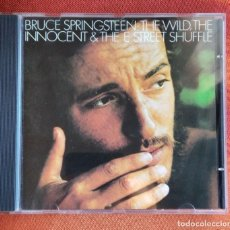 CDs de Música: COLECCIÓN ROCK Nº2 ALTAYA - BRUCE SPRINGSTEEN - THE WILD THE INNOCENT & THE E STREET SHUFFLE. Lote 194908866