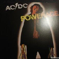 CDs de Música: CD DE AC DC - POWERAGE. Lote 194913066