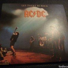 CDs de Música: CD DE AC DC - LET THERE BE ROCK. Lote 194913176