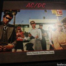 CDs de Música: CD DE AC DC - DIRTY DEEDS DONE DIRT CHEAP. Lote 194913398