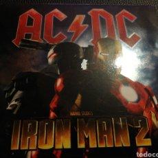 CDs de Música: CD DE AC DC - BSO DE IRON MAN 2. Lote 194914237