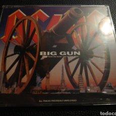 CDs de Música: CD DE AC DC - BIG GUN. Lote 194914503
