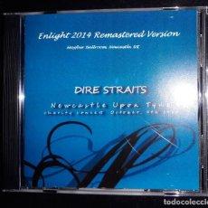 CDs de Música: CD DIRE STRAITS NEWCASTLE UPON TYNE LIVE 1989 RARE. Lote 194914526