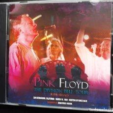 CDs de Música: PINK FLOYD RARO CD SAN BERNARDINO REHEASALS 1994 LIVE USA. Lote 194915111