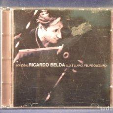 CDs de Música: RICARDO BELDA - MY IDEAL - CD. Lote 194925126