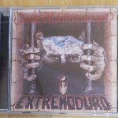CDs de Música: EXTREMODURO (¿DONDE ESTAN MIS AMIGOS?) CD 2011 * PRECINTADO - EDICIÓN CON 5 TEMAS EXTRA. Lote 194930780