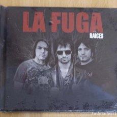 CDs de Música: LA FUGA (RAICES) CD LIBRO 2014 * PRECINTADO. Lote 194931265
