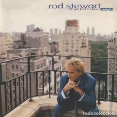 CDs de Música: ROD STEWART - IF WE FALL IN LOVE TONIGHT - CD . Lote 194935431