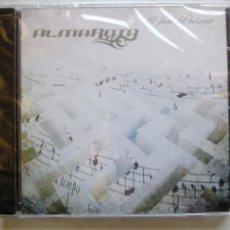 CDs de Música: ALMA ROTA. EL FINAL DEL LABERINTO. CD DIPROMUSIC. ESPAÑA 2012. FOLK ROCK. SEGOVIA. PRECINTADO.. Lote 194949395