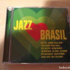CDs de Música: CD JAZZ BRASIL 1998 STAN GETZ, A.C. JOBIN, ASTRUD GILBERTO, ETC . Lote 194950172