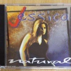 CDs de Música: JESSICA (NATURAL) CD 1997 USA. Lote 194950607