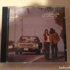 CDs de Música: CD - THE CHEMICAL BROTHERS - EXIT PLANET DUST (1995). Lote 194950837