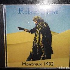 CDs de Música: RARO CD LIVE ROBERT PLANT MONTREUX 1993 LED ZEPPELIN WHOLE LOTTA LOVE. Lote 194956017