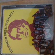CDs de Música: THE KINKS PRESERVATION ACT1. Lote 194959585