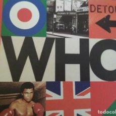CDs de Música: WHO DETOUR CD FUNDA CARTON. Lote 194960000