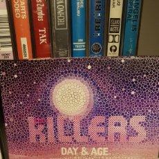 CDs de Música: THE KILLERS..DAY & AGE..EDICION LIMITADA..2008. Lote 194960026