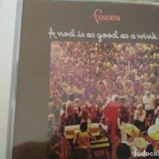 CDs de Música: FACES A NOD IS AS GOOD AS A WINK ... CD. Lote 194960092