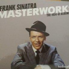 CDs de Música: FRANK SINATRA MASTERWORKS THE 1954-61ALBUM CAJA 15XCDS+ EXTENSO LIBRO. Lote 194960238
