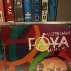 CDs de Música: AMSTERDAM FAYA ALLSTARS..CD PROMO. Lote 194961073