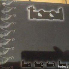 CDs de Música: TOOL LATERALUS CD FUNDA PLASTICO Y BRILLANTE PORTADA. Lote 194962206