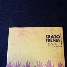 CDs de Música: SKAZOFRENIA..ESTA EN TUS MANOS. Lote 194962435