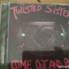 CDs de Música: TWISTER SISTER COME OUT AND PLAY CD. Lote 194962705