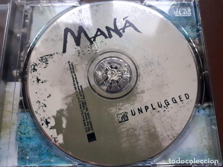 CDs de Música: Maná - Unplugged - 1999 - Foto 3 - 194963208