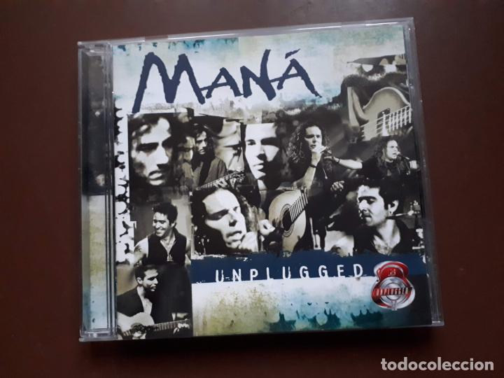 MANÁ - UNPLUGGED - 1999 (Música - CD's Latina)