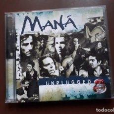 CDs de Música: MANÁ - UNPLUGGED - 1999. Lote 194963208