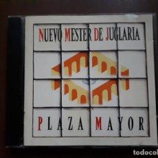 CDs de Música: NUEVO MESTER DE JUGLARIA - PLAZA MAYOR - 1992. Lote 194964891
