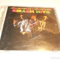 CDs de Música: CD JIMI HENDRIX EXPERIENCE SMASH HITS. 12 TEMAS. MCA 2003 SPAIN (BUEN ESTADO). Lote 194965007
