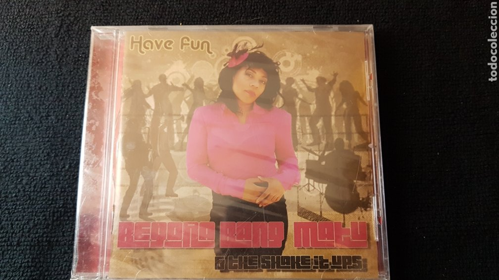 CDs de Música: Begoña Bang-Matu & The Shake It Ups..Have Fun..2012 - Foto 2 - 194965526
