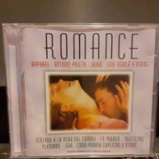 CDs de Música: ROMANCE BALADAS.. Lote 194966142