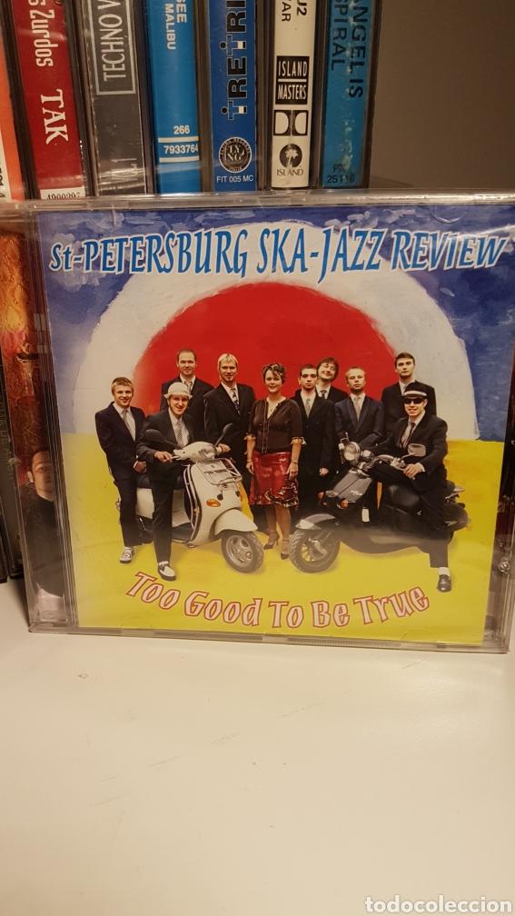ST-PETERSBURG SKA-JAZZ REVIEW..TOO GOOD TO BE TRUE..2005 (Música - CD's Reggae)