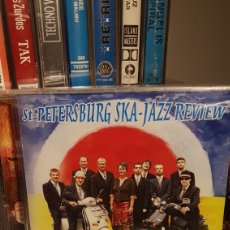 CDs de Música: ST-PETERSBURG SKA-JAZZ REVIEW..TOO GOOD TO BE TRUE..2005. Lote 194966167