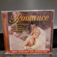 CDs de Música: ROMANCE BALADAS.. Lote 194966238
