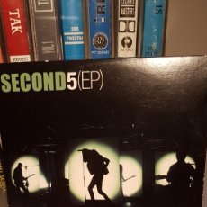CDs de Música: SECOND 5 EP. EDICION ESPECIAL FNAC. Lote 194966831