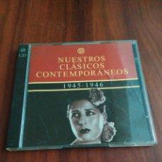 CDs de Música: LOTE DE 18 CD MÚSICA NUESTROS CLÁSICOS CONTEMPORÁNEOS. Lote 194974962