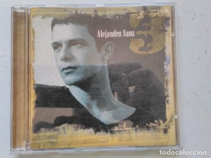 CD ALEJANDRO SANZ 3 (Música - CD's Latina)