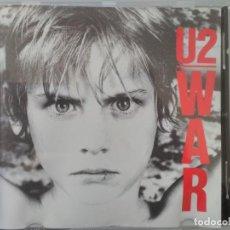 CDs de Música: CD U2 WAR. Lote 194981861