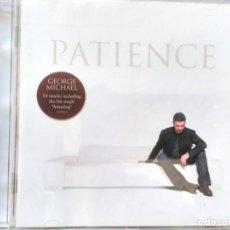 CDs de Música: GEORGE MICHAEL PATIENCE. Lote 194981980