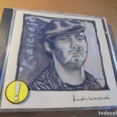 CDs de Música: RAR CD. MALEVAJE. INCHILIMONCHI. 1989. 13 TRACKS.. Lote 194982056